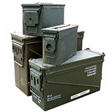 Military Storage Containers
