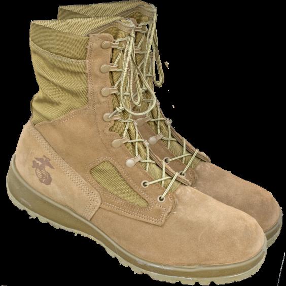 U.S. G.I. USMC Waterproof Combat Boots