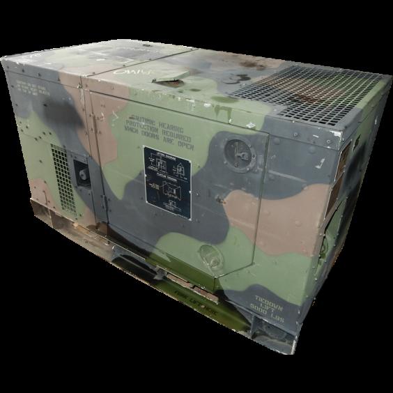 10kw Generator Us Military 10kw 60hz Diesel Generator