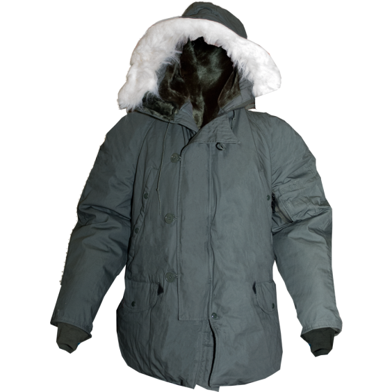 Military Surplus Cold Weather Parka