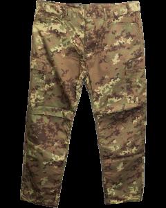 Italian Military Vegetato Ripstop BDU Trousers