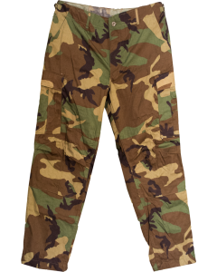 U.S. G.I. Authentic Camouflage Combat Field Trousers