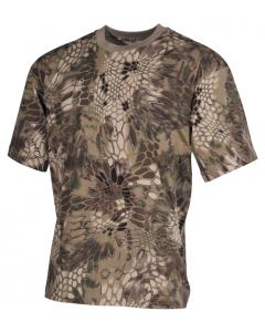 Classic T-Shirt Snake Pattern