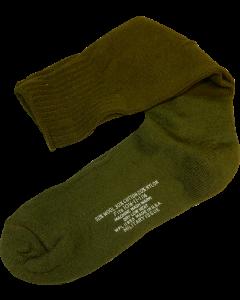 U.S. G.I. Cushion Sole Socks, 5 Pack