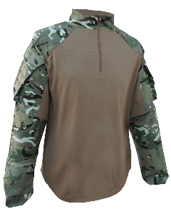 British Under Body Armour Combat Shirt, MTP