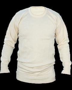 Italian Military Long John Shirt 100% No Itch Wool