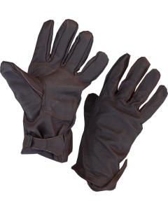 Swedish Military Leather Gloves