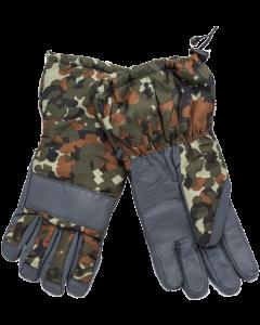 German Army Style Flecktarn Gloves