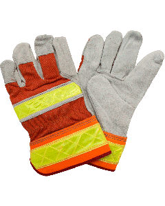 High Visibility Quality Work Gloves
