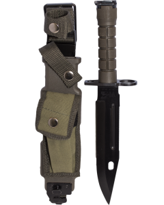 Reproduction M9 Bayonet with Scabbard