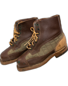 Swedish Military WWII Era Mountain Boots