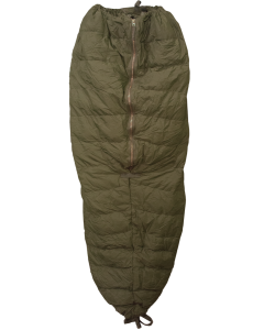 German Military 5 Piece Extreme Cold Sleeping Bag System