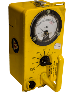 GAMMA RADIATION DETECTOR, (Geiger Counter) CDV-715, TESTED