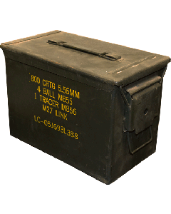 Ammo Can, Fat 50 mm