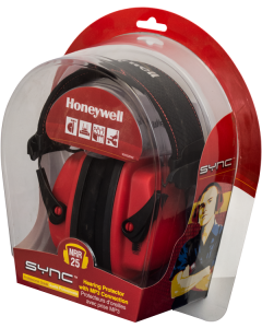 Professional Grade Hearing Protection with MP3 Connection