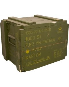 Military Surplus Containers | Military Storage Containers