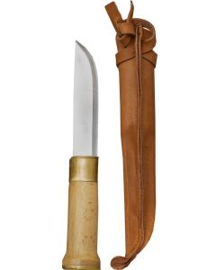 Finnish Puukko Style Knife with Sheath