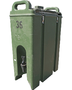 U.S. G.I. Insulated Beverage Dispenser, Grade 2