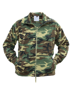 Woodland Fleece Jacket