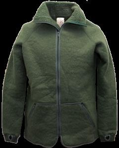 Dutch Military Wool Jacket - Medium