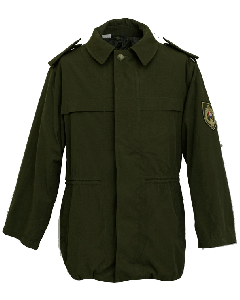 Czech Military M98 Parka with Liner
