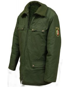 German BGS Police GoreTex Parka with Liner