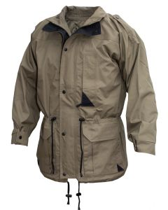 Dutch Military All Weather Jacket-Extra Large