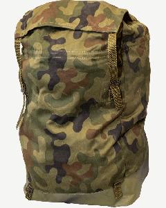 Polish Military Camouflage Rucksack