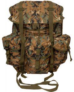 NATO Military Large Alice Pack with Frame, MARPAT