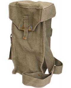 Vintage British Military Wine Bag