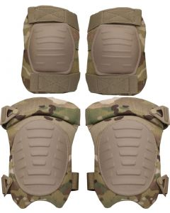 U.S. G.I. Advanced Knee & Elbow Pad Set, Multicam
