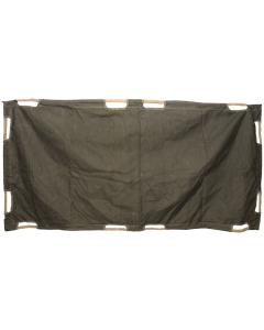 Vintage Danish Military Transportation Blanket
