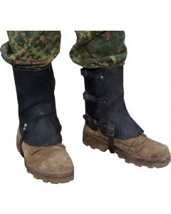 Swiss Military Leather Gaiters