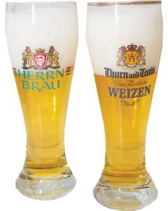 Authentic German Pub Glasses