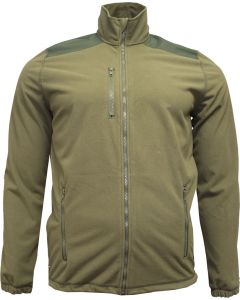Belgian Military Windproof Fleece Jacket