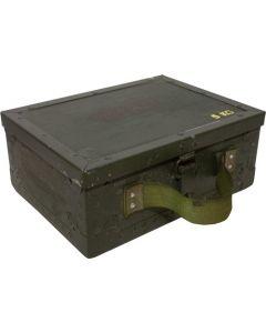 Swedish Military Lock Box