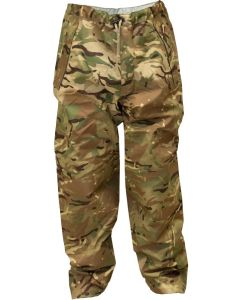 British Military Wet Weather Trousers