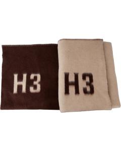 Bulgarian Officer's Wool Blanket, Used