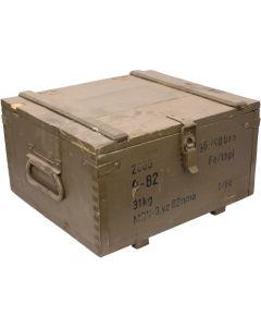 Czech Military Ammo Box