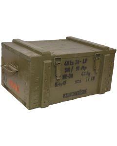 Czech Military Ammo Box, Large