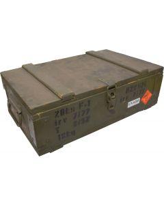 Czech Military Ammo Box, Small
