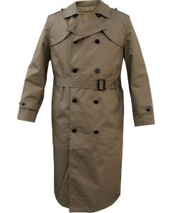 Dutch Military All Season Waterproof Trench Coat