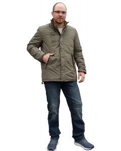 Dutch Military Reversible Soft Thermal Parka