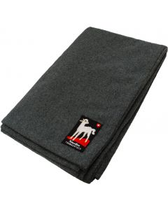 Genuine Swiss Military Wool Blanket