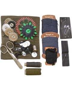 German Military Field Gear Sewing Kit