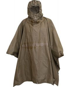 German Military Wet Weather Poncho