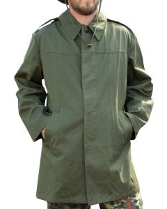 Hungarian Military Field Coat