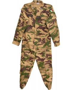 Italian Military Desert Camouflage BDU Set