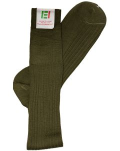 Italian Military Knee High Sock, 4 Pack