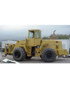 International Harvester® Articulated 10,000 lb. Forklift